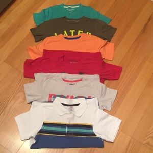 Other - Lot of 6 t-shirts, Boy 5/6